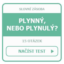 testy z českého jazyka